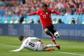 Uruguay tekuk Mesir 1-0