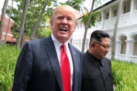 Trump sebut Korea Utara bukan ancaman nuklir lagi
