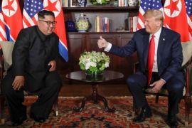 Trump berterima kasih Kim tepati janji pulangkan jasad prajurit AS