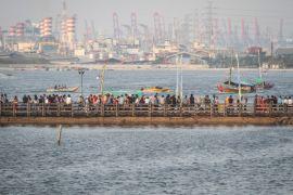 Jakarta terpantu lengang