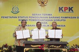 KPK kumpulkan Rp16,55 miliar dari lelang barang rampasan