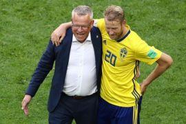 Pelatih Swedia: Inggris bisa juarai Piala Dunia