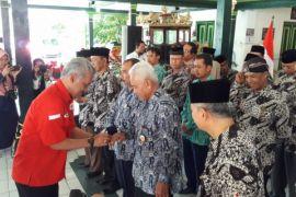 25 pendonor darah rutin di Yogyakarta dapat cincin emas