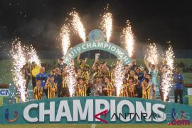 Malaysia juarai turnamen Piala AFF-U19