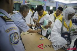 Dua calon haji Riau batal berangkat