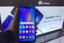 Review - Huawei nova 3i, desain menggoda dengan empat kamera