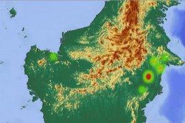 BMKG temukan tujuh titik panas di Aceh