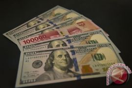 Rupiah lanjutkan penguatan jadi Rp15.160