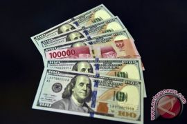 Dolar AS melemah jelang kesaksian Powell di Kongres