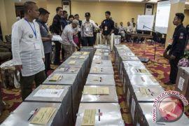 KPU apresiasi partisipasi pemilih dalam pilgub Jabar