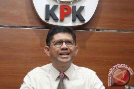 KPK ungkap tarif fasilitas mewah LP Sukamiskin capai 200-500 juta rupiah