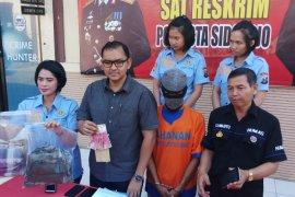 Polresta Sidoarjo Tangkap Pelaku Perdagangan Orang (Video)