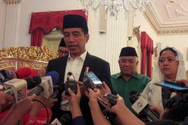 Jokowi masih pertimbangkan lima nama cawapres