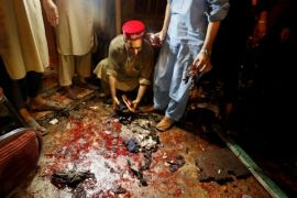 Jumlah korban tewas dalam kampanye di Pakistan jadi 70 orang