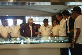 Presiden tinjau Jakabaring Sport City