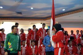 Kontingen Indonesia incar 26 emas di ASG Malaysia