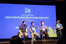 Kudus Relay Marathon tantangan baru di kota bulu tangkis