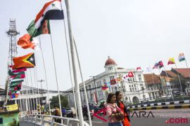 Delegasi 15 negara tiba di Bandara Soekarno-Hatta