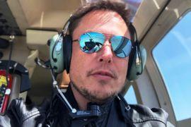 Elon Musk masuk gua di Thailand pakai kapal selam mini