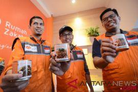 Rumah Zakat kirim 30.000 kornet ke Lombok