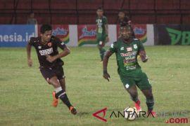 PSMS terus berbenah jelang laga putaran kedua Liga 1 Indonesia