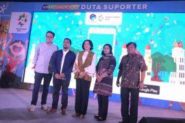 Kominfo luncurkan aplikasi Duta Suporter Indonesia