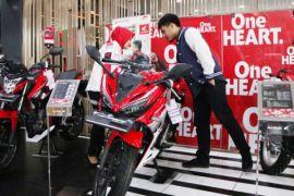 Honda CBR150R memimpin segmen sport full fairing 150cc