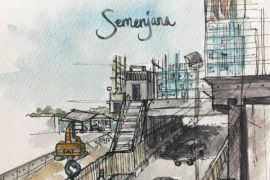 "Semenjana rilis single ""Jakarta"" untuk soundtrack film ""22 Menit"""