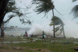 Badai terjang Nigeria ratusan rumah dilaporkan hancur