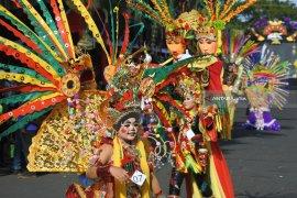 Banyuwangi Ethno Carnival ke-8
