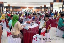 Pemkab Balangan hadiri  HUT Kabupaten Kubu Raya