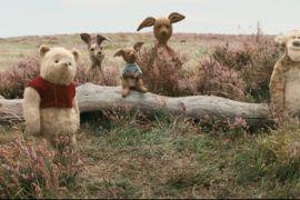 """Film """"Winnie the Pooh"""" ditolak masuk ke China"""