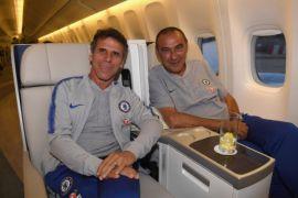 Zola kembali ke Chelsea sebagai asisten Sarri