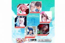 Panitia ungkap 2018 jadi tahun terakhir Anime Festival Asia di Indonesia