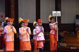 "Duta Badung juarai ""Utsawa Dharmagita"" Provinsi Bali"