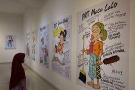 Melihat senyum Indonesia dalam kartun Mice