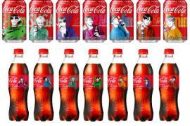 Coca-Cola rilis kaleng edisi istimewa bergambar BTS