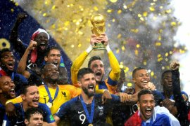 Prancis taklukkan Jerman di Nations League