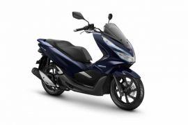 Honda PCX Hybrid menyapa Kota Manado