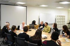 Newcastle University gandeng ULM kirim 20 mahasiswa dan 3 Profesor ke Kalsel