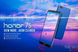 Honor luncurkan 7S di Indonesia