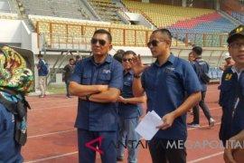 Inasgoc: Stadion Wibawa Mukti paling siap