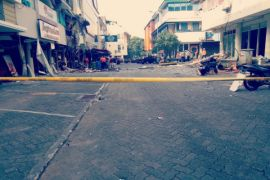 Polisi periksa lima saksi ledakan Grand Wijaya Kebayoran