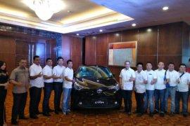 Toyota pasarkan all new C-HR di Sumut