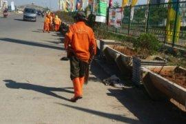 30 pasukan oranye Bekasi disiagakan pada Asian Games