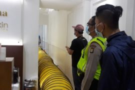 Polisi periksa tiga pekerja terkait keracunan gas Kelapa Gading
