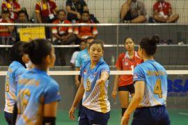 Tim putri menapak semifinal ASG setelah libas Malaysia