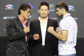 Aziz Pahrudinov jalani debut lawan mantan juara