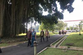 "Bupati ""curhat"" persoalan sertifikat tanah ke Presiden Jokowi"