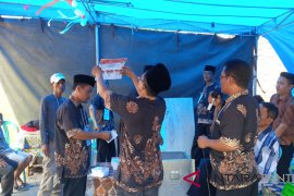 Pleno KPU: Pasangan Cawalkot Serang Nomor 3 Unggul